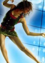 Premiere på danseshow So you think you can dance, danseshow, Vicki Jo