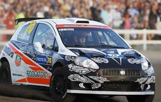 Rally-VM WRC, eksklusivt på TV 2 SPORT  WRC, Rally, kimi Räikkönen, f1,
