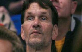 Rygter om Patrick Swayzes død Patrick Swayze, Dirty Danzing