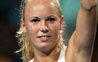 Wozniacki vandt WTA -finalen i Farum Wozniacki,