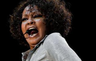Whitney Houston skandale i Forum ! Whitney Houston,