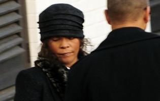 Whitney proppet med coke på Hotel D'Angleterre ! Whitney Houston