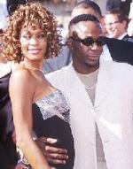Whitney rasende over sex-video Whitney Houston, Ray J, Kim Kardashian, Bobby Brown, sexvideo
