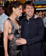 Tomkat gift Katie Holmes, Tom Cruise, bryllup