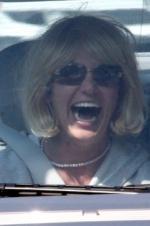 Teenage Britney på ecstasy Britney Spears, Jason Alexander,