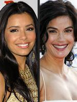 Teri Hatcher & Eva Longoria i lesbisk forhold teri hatcher, eva longoria, desperate housewives,