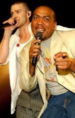 Timbaland bag tremmer Timbaland, Tyskland, slagsmål, fængsel