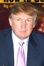 Trump: Stern er en taber  Donald Trump, Anna Nicole Smiths, Howard K. Stern