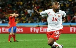 VM chock - Schweiz bankede Spanien ! vm,