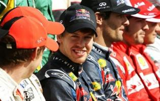 Vettel vandt suverænt året første Formel 1 GP ! f1, vettel,