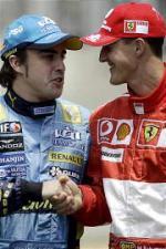 Verdens bedste racerkører takkede af Alonso, Schumacher, Massa, F1,