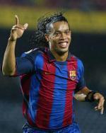 Verdens rigeste fodboldspiller Ronaldinho, Beckham, fodbold