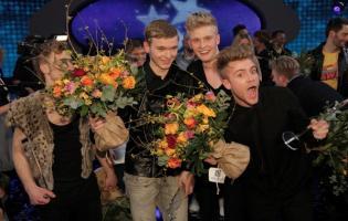 Vinder af DMGP 2011 Dansk Melodi Grandprix 2011, Eurovision Song Contest 2011
