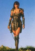 Xena vil synge Lucy Lawless, Xena, Celebrity Duets