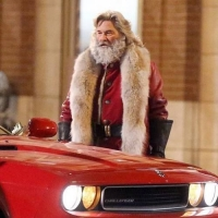 Kurt Russell i The Christmas Chronicles