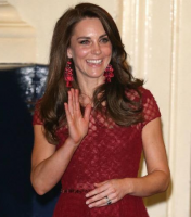 Kate Middleton holder barselsorlov i seks måneder.